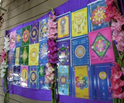 Sacred Flame Altar