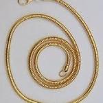 Alchemist Gold Plated Chain