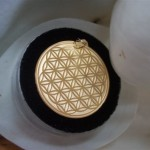 Flower of Life Medallion 3cm